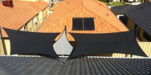 decking shade sails perth