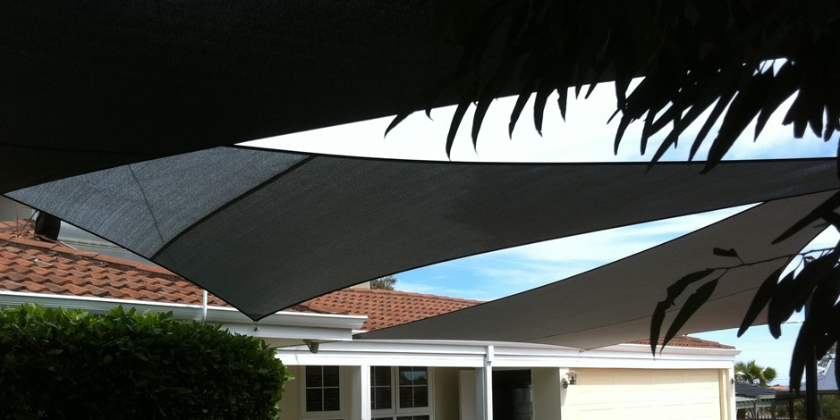 shade sails perth gardens