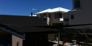 Beautiful courtyard shade sails by one shade sails perth