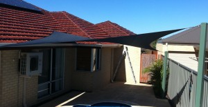 Pool shade sails perth
