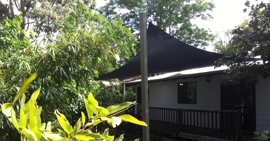 Boya deck shade sails perth
