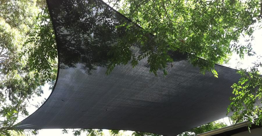 Boya deck shade sails perth
