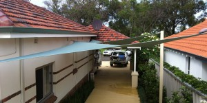 carport shade sails perth