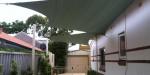CarPort shade sails by ONE shade sails perth