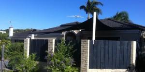 Courtyard Shade Sail - ONE shade sails Perth