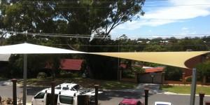 ONE Shade Sails Perth - Pool Decking Shade