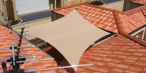 courtyard shade sails perth