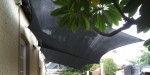 side of house shade sails perth