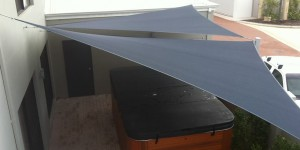Spa Shade Sails Perth