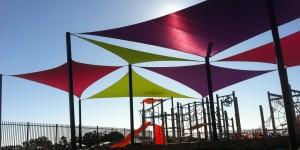 Playground shade sails Perth