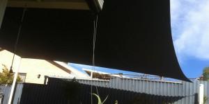 Bayswater shade sail