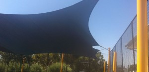 South Perth Primary School Shade sails