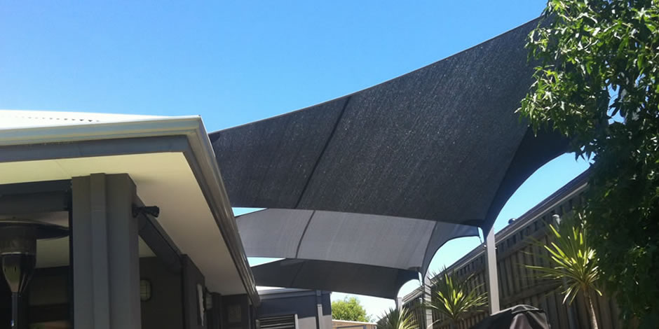 one shade sails perth side of house sails