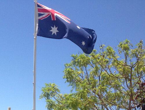 Flagpoles Perth