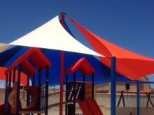 KidzBiz childcare shade sails perth