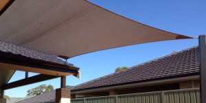 Decking shade sails perth