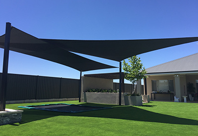 Shade sails perth residential commercial shade sails for Shadesails com