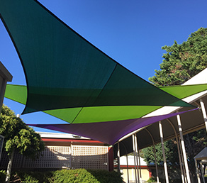 Shade Sail Services in Perth WA
