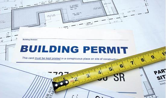 Sails building approval