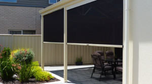 Zip track blinds Perth