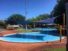 Swimming pool shade sails Perth